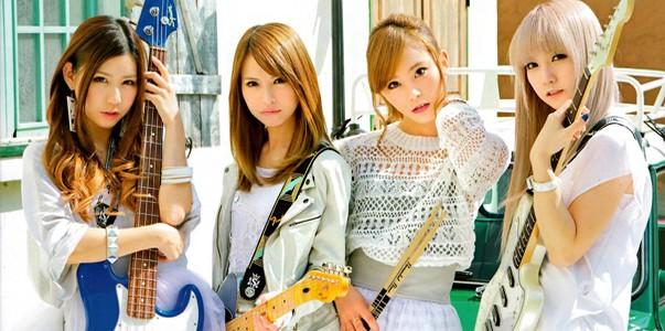 Scandal Japanese Band