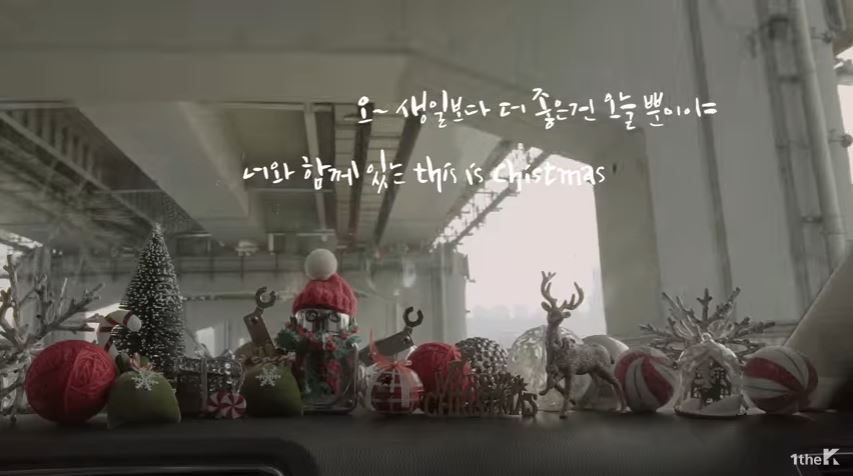 This Christmas by Lee Moon Sae & Roy Kim