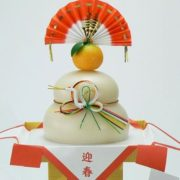 New Year in Japan - Kagami Mochi