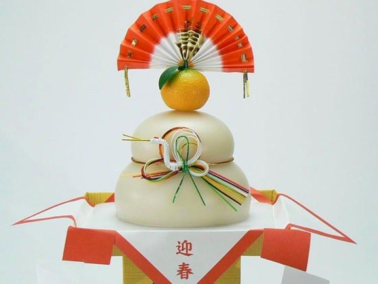 New Year in Japan - Kagami Mochi