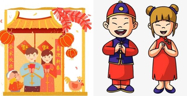 Spring Festival Greetings