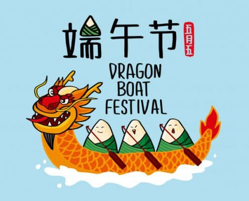 Dragon Boat Festival for Kids